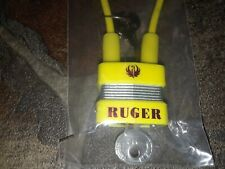 Ruger Cable Lock