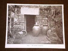 La Necropoli Etrusca di Vejo La Tomba Campana