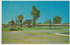 HUNTSVILLE ALABAMA AL Charron Motel AAA Vintage Postcard PC
