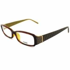 Fendi Frames Glasses 735 281 Fantasy Havana 50mm