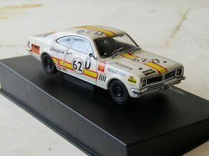 1969 Hardie Ferodo 500 - Nick Petrilli / Max Stahl Holden Monaro GTS350 in 1/43