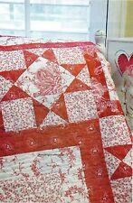 Good Morning Valentine Quilt Pattern Pieced DW