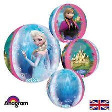 Disney frozen princesse fête d'anniversaire Orbz xl foil balloon anna hélium elsa