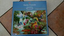 Gibsons 1000 Piece Jigsaw Puzzle - Exotic Friends