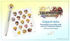 Theatrhythm Final Fantasy 3DS w/ Bonus Stylus Sticker First Limited Edition NEW