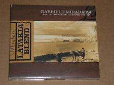 GABRIELE MIRABASSI with LUCIANO BIONDINI & MICHEL GODARD - LATAKIA BLEND - CD
