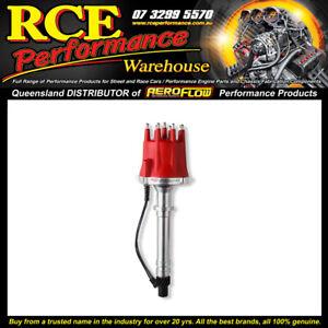 MSD85551 Chevy V8 Pro-billet Distributor Magnetic Trigger Mechanical Adv 85551