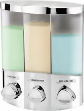 Croydex Chrome Bathroom Soap Dishes & Dispensers