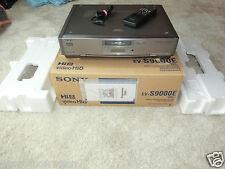 Sony ev-s9000 haut de gamme hi8 Enregistreur/Coupe Enregistreur neuf dans sa boîte, comme neuf, 2j. Garantie