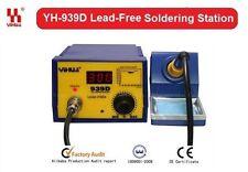 YIHUA Original Digital Soldering Station SMD Rework Solder Iron YH-939D AU 939D