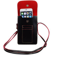 Women Leather Phone Crossbody Shoulder Bag Purse Clutch For iPhone 11 Pro Max/11