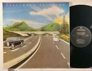 KRAFTWERK : AUTOBAHN  -  1985 LP Italy reissue (Campione Gratuito)