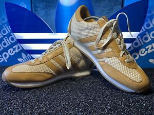 Adidas Nite Jogger Tan / Brown C/W, Size 10.5 Excellent Condition, From 2006.