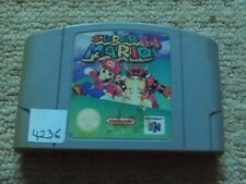 SUPER MARIO 64   - Rare Nintendo 64 Game
