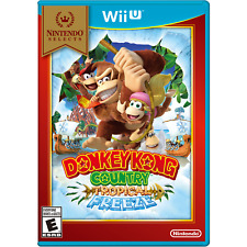 Donkey Kong Country: Tropical Freeze - Nintendo Selects (Wii U, 2016)