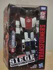 Transformers Siege deluxe Red Alert MIB.