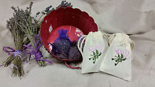 Lavender Sachets made from Jeanne Lynn's Lavender Smells Amazing