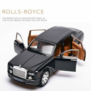 1:24 Rolls Royce Sweptail Car Alloy Metal Collection Model Toy Simulation Kids