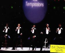 THE TEMPTATIONS My Girl I Wish It Would Rain Get Ready Stay  8 X 10 PHOTO 3