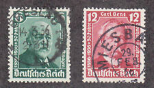 Germany - 1936 - SC 470-71 - Used