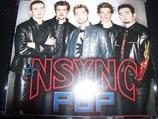 NSYNC / Justin Timberlake POP Australian CD Single – Like New