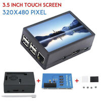 "3.5"" 320*480 TFT Touch Screen LCD Display Case For Raspberry Pi A B A+ 2B 3B 3BX"