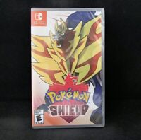 Pokemon Shield Nintendo Switch Brand New Factory Sealed