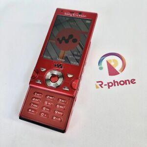 Original Sony Ericsson W995 W995i Unlocked 3G GPS 8.1MP Cellphone WIFI Bluetooth