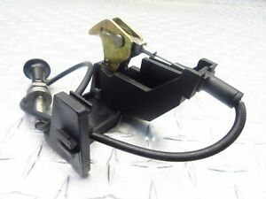 1999 97-04 BMW K1200LT K1200 REAR TRUNK RELEASE LATCH CABLE CORD ASSEMBLY OEM