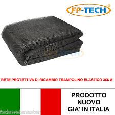 Fp-tech Fp-12ftr - rete Protettiva di ricambio per Trampolino Elastico da