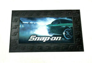 SNAP ON TOOLS FLOOR WELCOME MAT HEAVY DUTY FORD MUSTANG LIMITED EDITION
