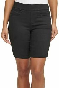 NWT! DKNY Jeans Women's Comfort Stretch Pull-On Bermuda Short, Variety