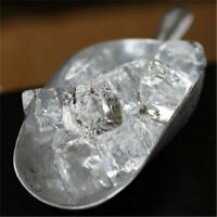 Stainless Steel Ice Scoop Food Flour Candy Spoon For Bar Restaurant Tools