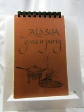 VTG Compilation of recipes from 1977 to 1983  - Friends of ALSSOA  A.L.S