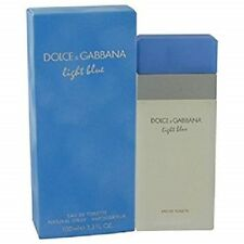LIGHT BLUE By Dolce & Gabbana Women's 3.3 oz Eau De Toilette Brand NEW & SEALED