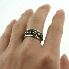 Tibetan Amulet Retro Ring