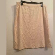 NWT Sonia rykiel 100% cotton beige skirt