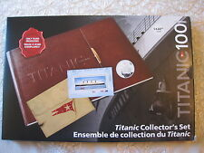 Canada Titanic Deluxe Coins and Stamp Set (2012) - 10,000 mintage only