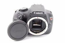 Canon Rebel T5 1200D 18MP DIGITAL SLR CAMERA BODY 400 Shutter Count.