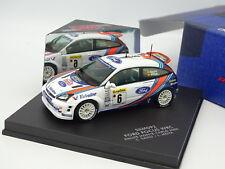 Skid Vitesse 1/43 -  Ford Focus WRC Martini Rallye Monte Carlo 2000 Sainz