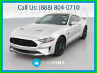 2019 Ford Mustang GT Premium Coupe 2D Rear Spoiler Push Button Start Dual Power Seats Alloy Wheels AM/FM Stereo