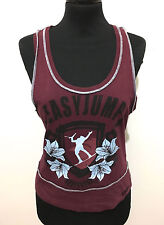 D&G DOLCE & GABBANA Canotta Donna Cotton Woman Tank Top T-Shirt Sz.S - 42