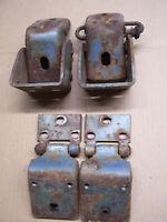 MOPAR B-BODY FRONT DOOR HINGE SET 62 63 64 POLARA FURY 65 CORONET SATELLITE