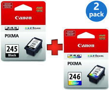 Genuine Canon PG-245 + CL-246 Ink Pack MG2522 MG3020 MX492 TS202 MX490 TS3122