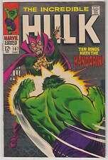 L0572: Incredible Hulk #107, Vol 1, VF-NM Condition
