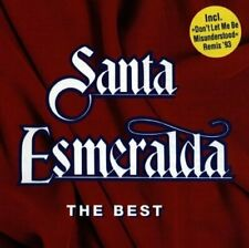 Santa Esmeralda Best (14 tracks, 1993, WEA)  [CD]