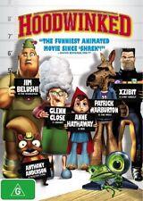 Hoodwinked! NEW R4 DVD