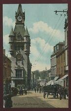 Scotland Fife DUNFERMLINE High St PPC passed publication 1917 WW1