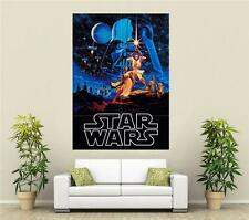 Star Wars Huge Promo Poster 9 T367
