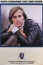 Keith Carradine 1978 Lost And Found Original Promo Poster